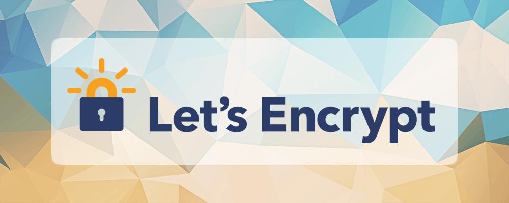 Let's Encrypt - Free SSL TLS Certificates